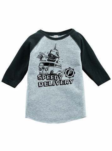 Speedy Delivery Baseball Toddler T