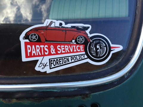 Supercharged Sticker