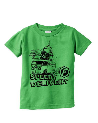 Speedy Delivery Toddler T