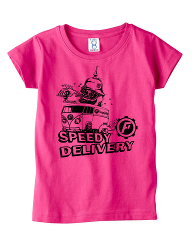 Speedy Delivery Girls Toddler T