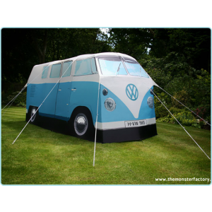 VW Bus Adult Tent (Blue)