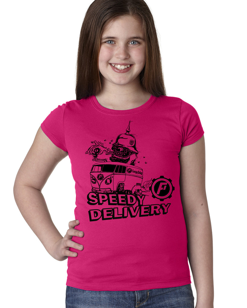 Youth Girls Speedy Delivery