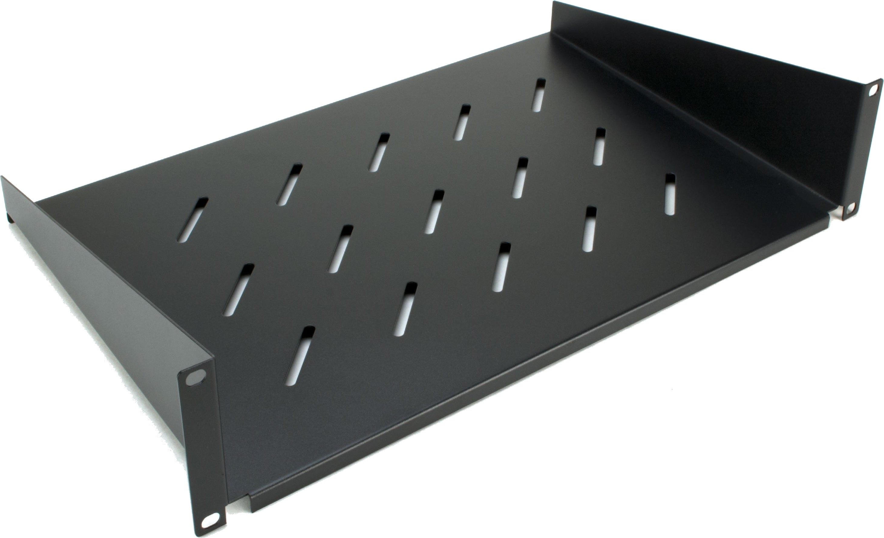 07-6307-35 2U Universal Rack Mount Shelf - 35cm
