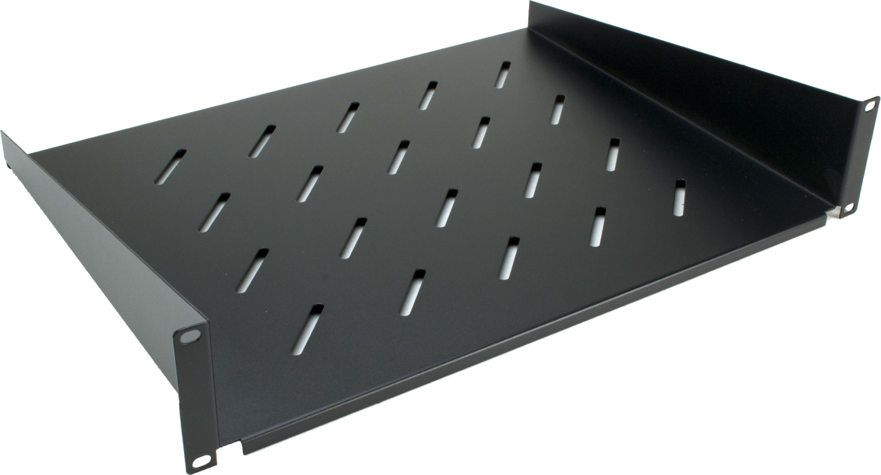 07-6307-40 2U Universal Rack Mount Shelf - 40cm