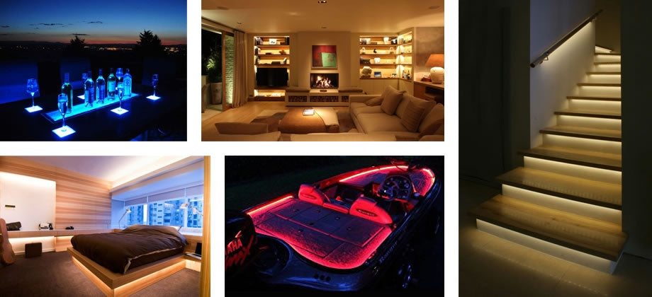 97-283560 Single Color Waterproof LED Strip Light