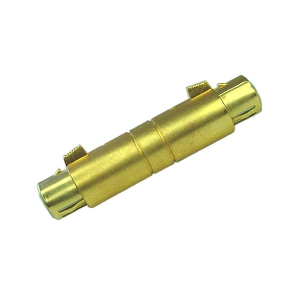 15-0626 XLR Coupler Female to Female