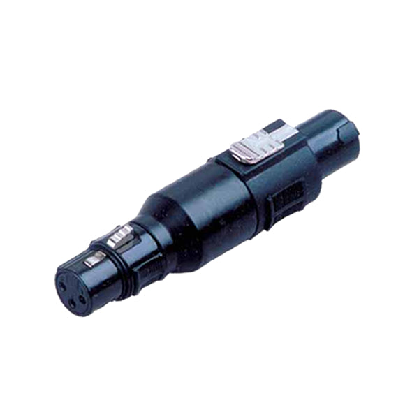 15-4308-4 Speakon Male to XLR Female