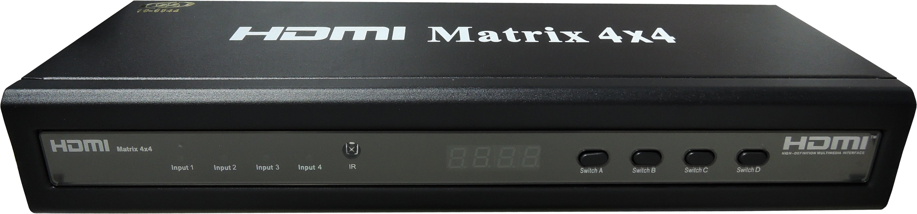 16-6844 HDMI High Speed Matrix 4 In 4 Out