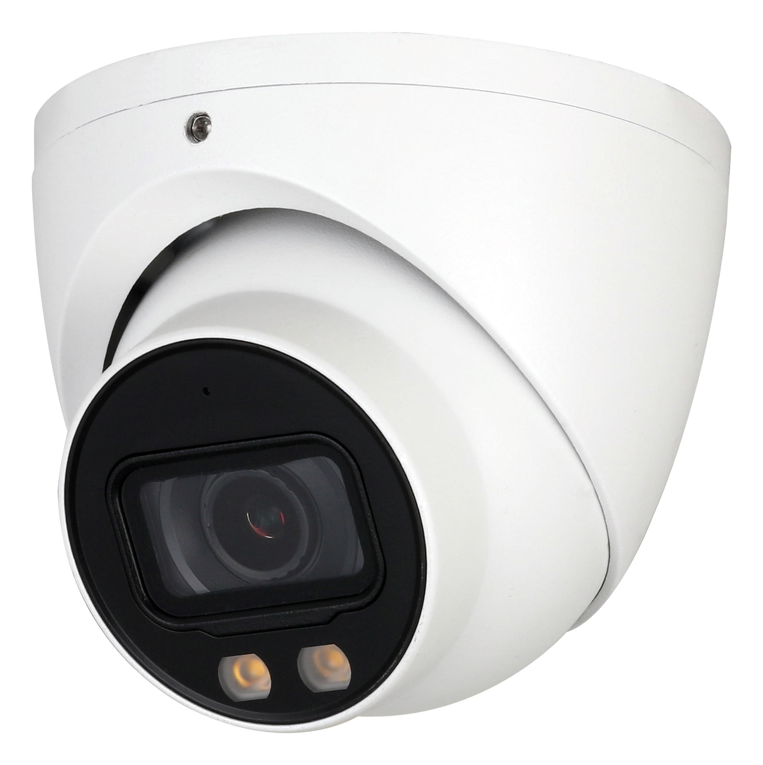 23-4D22A49T-A-L 2MP HD Full-color Starlight WDR Smart LED Eyeball Camera