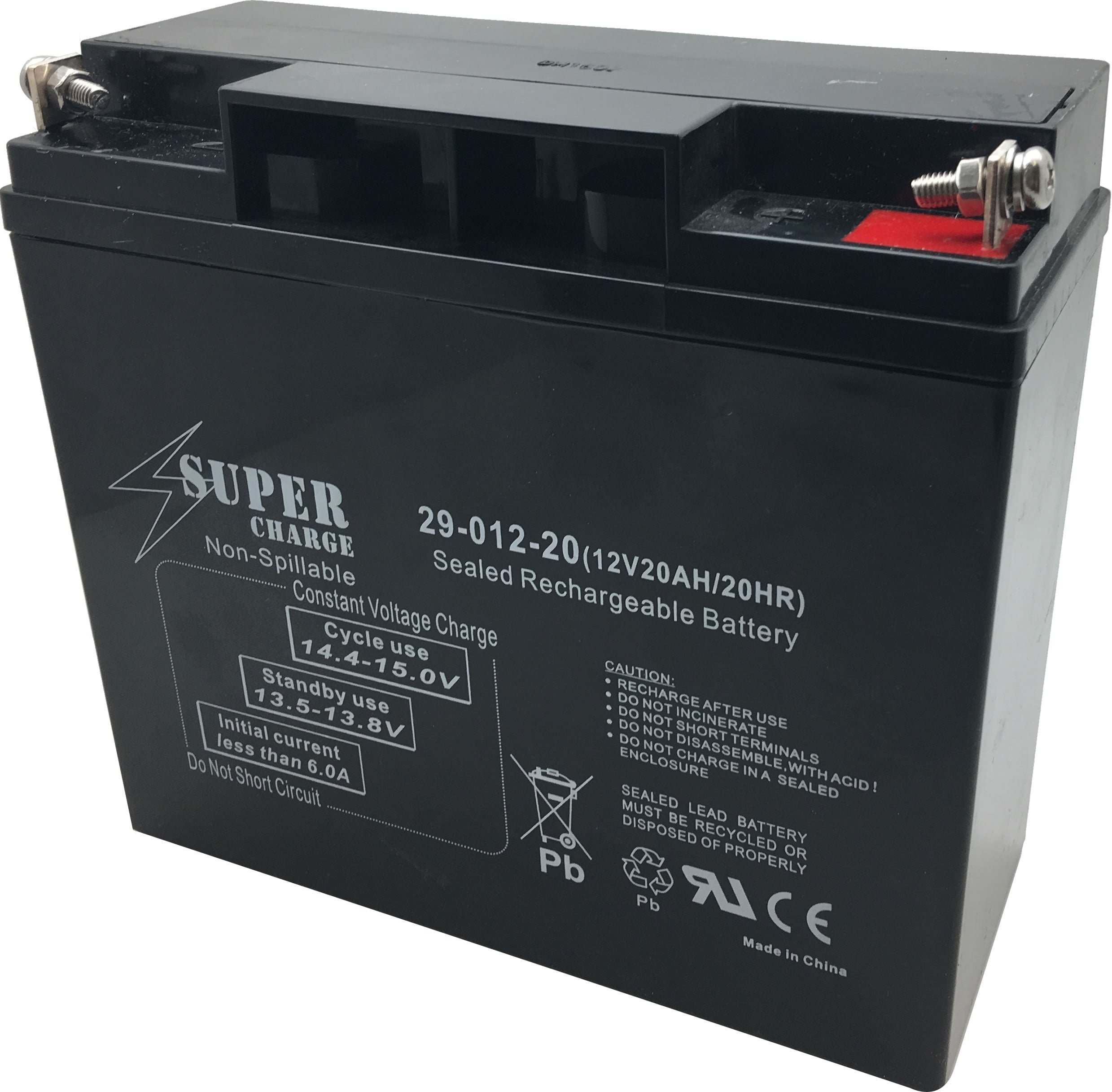 29-012-20 Rechargeable Battery 12V 20AH 20HR