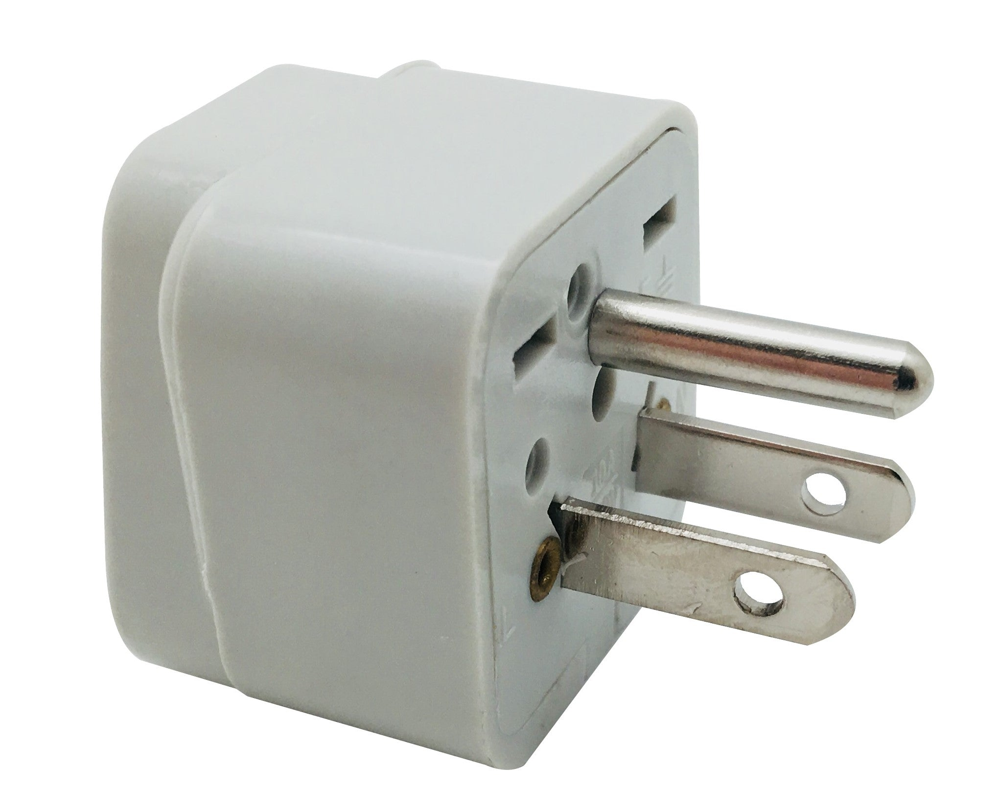 42-0306 Universal Power Plug Adapter: Flat blade attachment plug