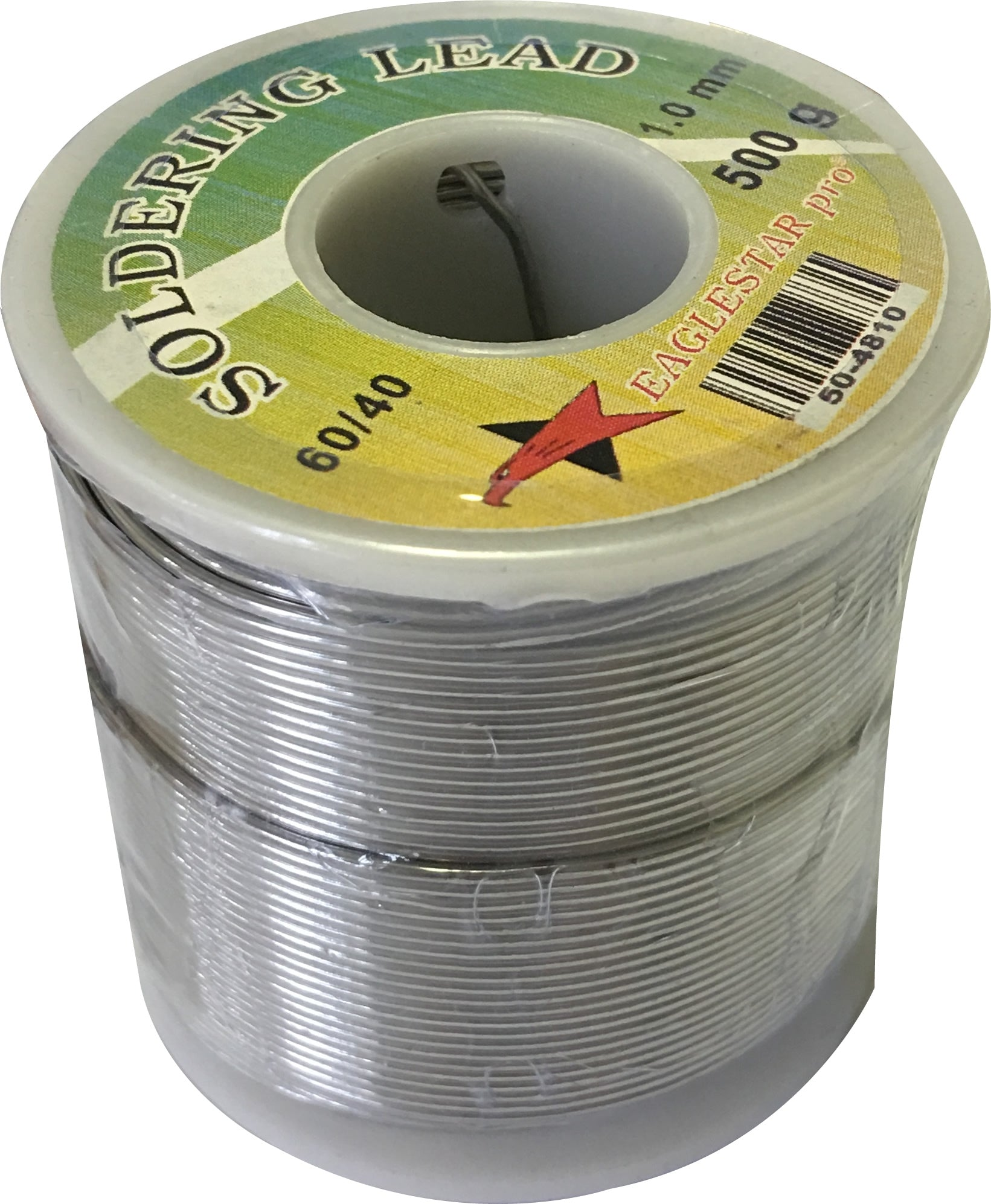 50-4810 Soldering Wire Roll Size 1mm 500g 60%Sn
