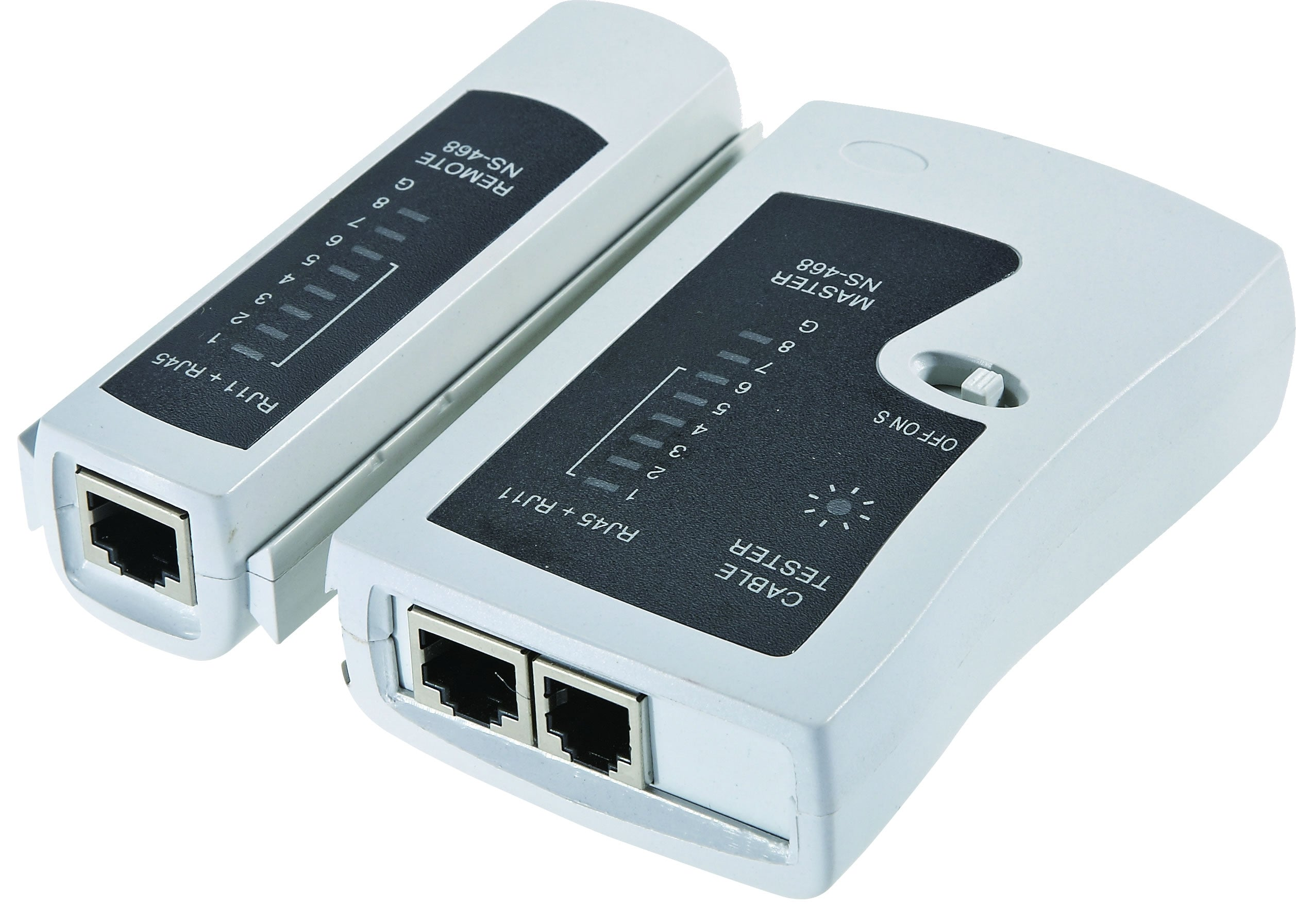 50-4871 Network Cable Tester for RJ11 / RJ12 / RJ45