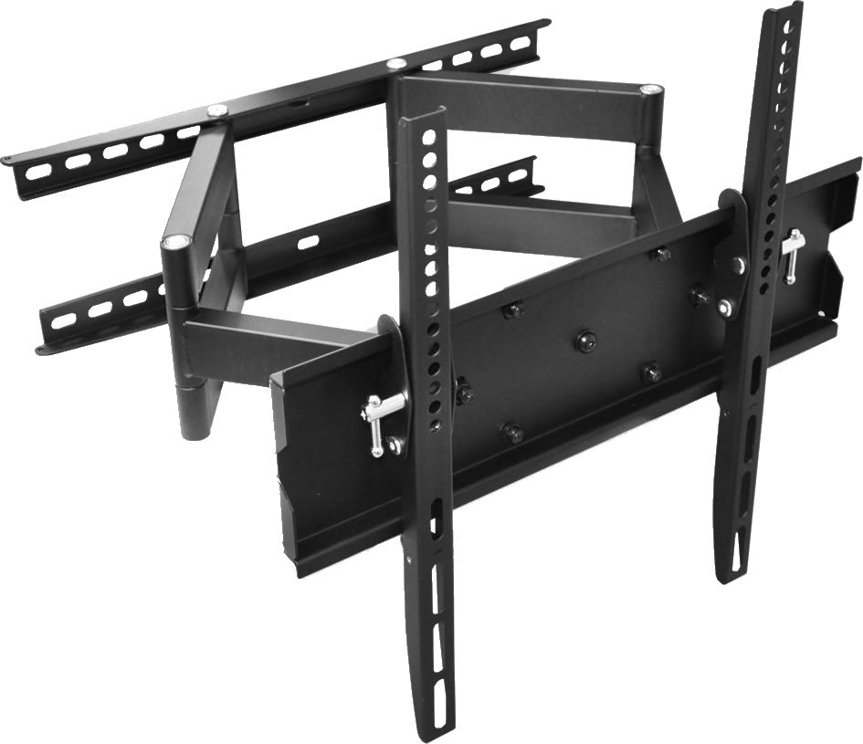 Full motion LCD LED TV Wall Mount Slimline Bracket for 40-65 inches TVs