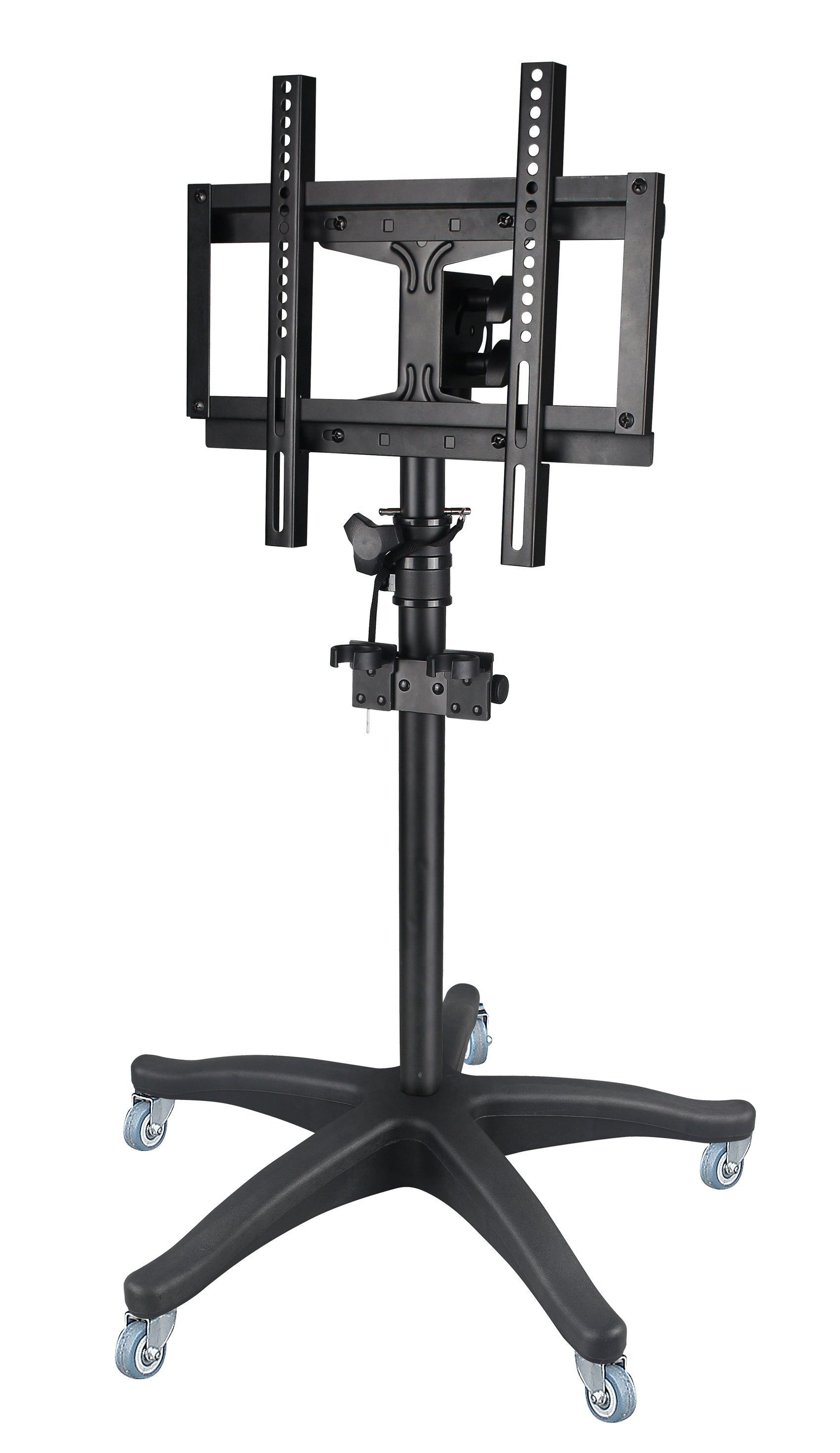 "64-1208 Universal Mobile Floor Stand Bracket for 14""-32"" LCD TV, up to 25kgs loading weight"