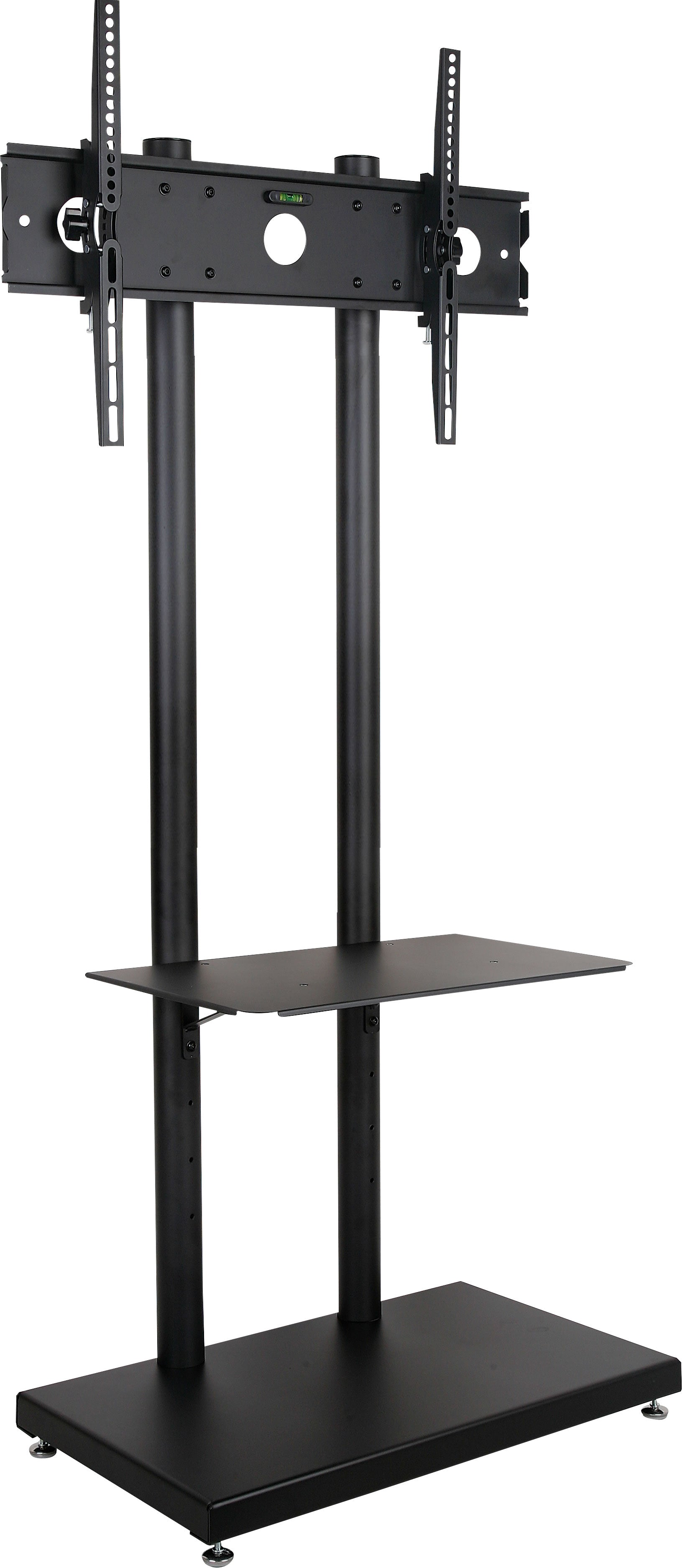 64-1275 Fixed LCD LED TV / Monitor Stand for 30-65 inches Screen