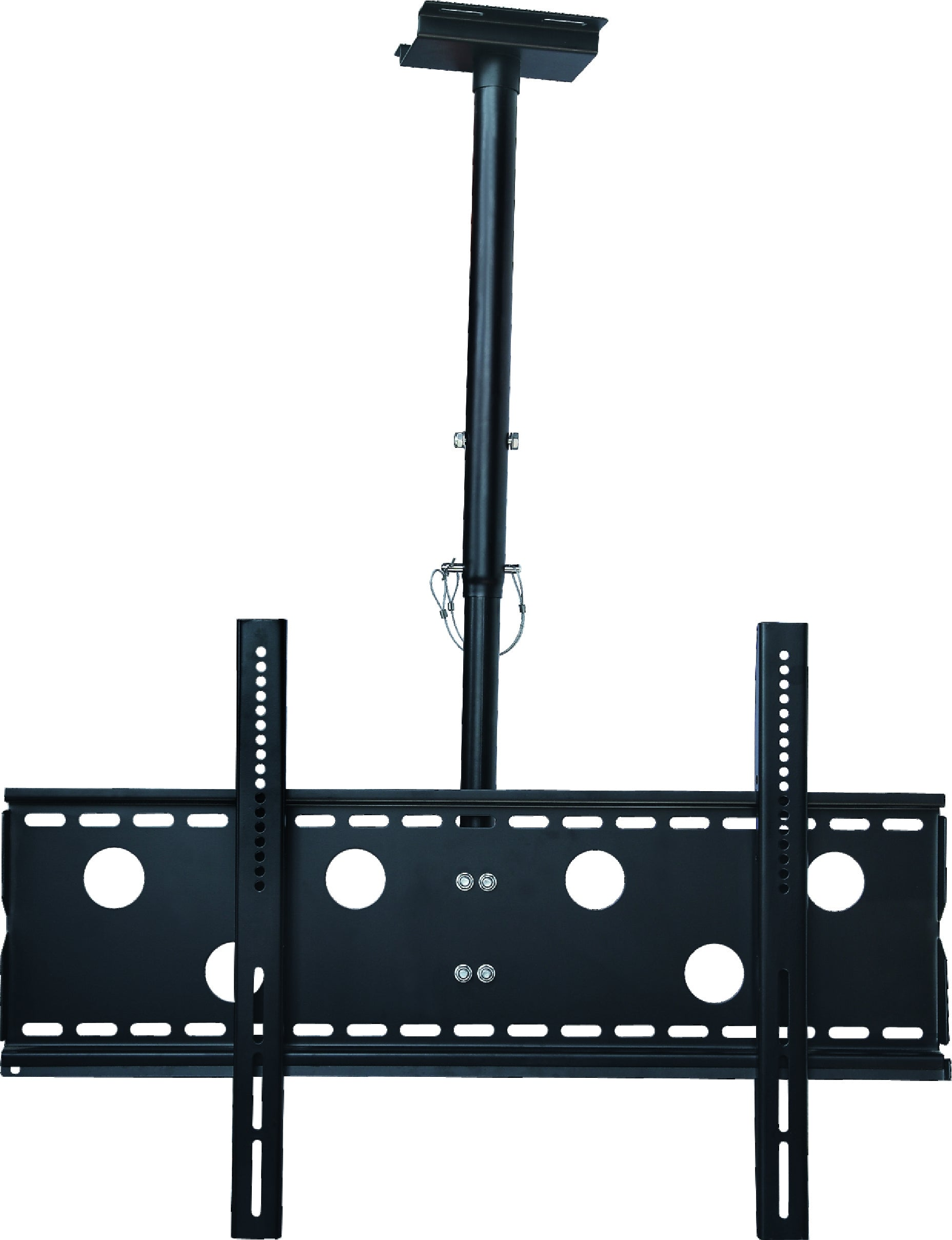 64-2102L Plasma / LED / LCD TV Tilt Celling Mount Bracket for 42-70 inches Screen