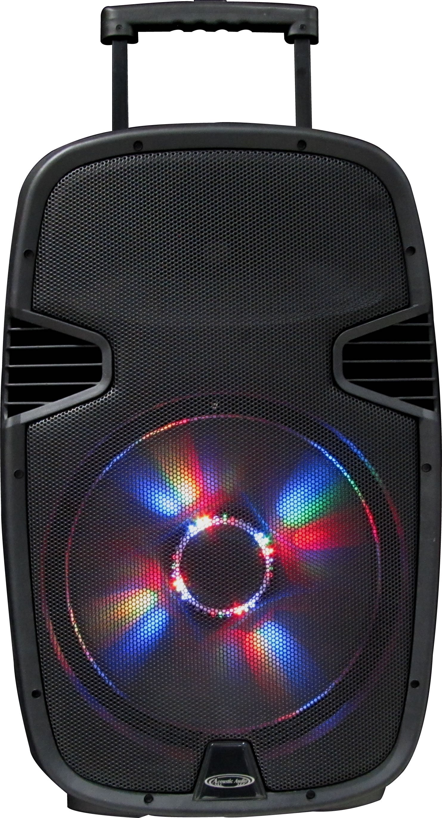 "87-4315TN-19 15"" Professional 2-Way Active Speaker Box with Built-in MP3 Player, Bluetooth & FM"