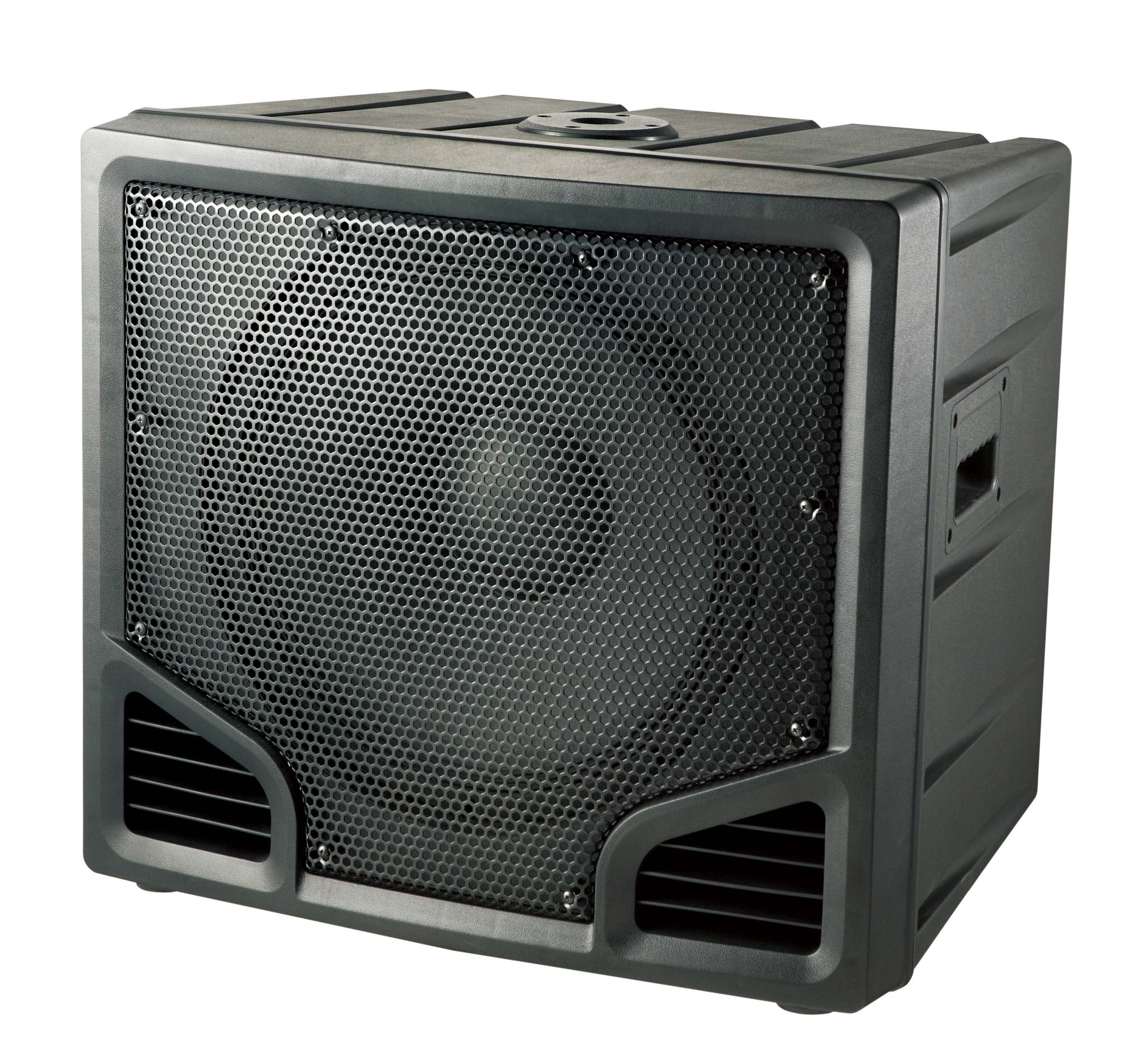 "87-4318W 18"" Professional Active Subwoofer Cabinet"