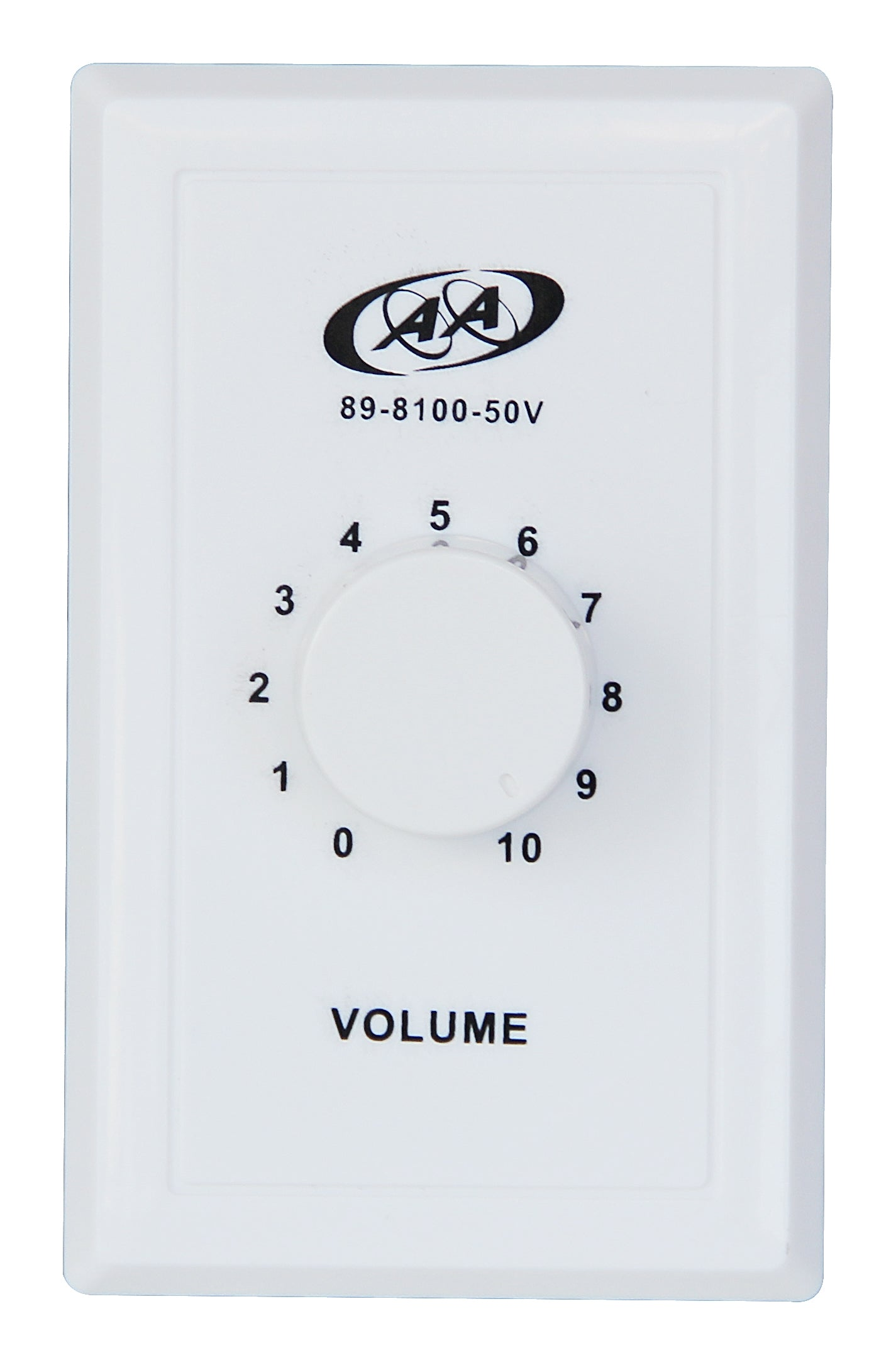 89-8100-50V Line Voltage Speaker Volume Control - 50W