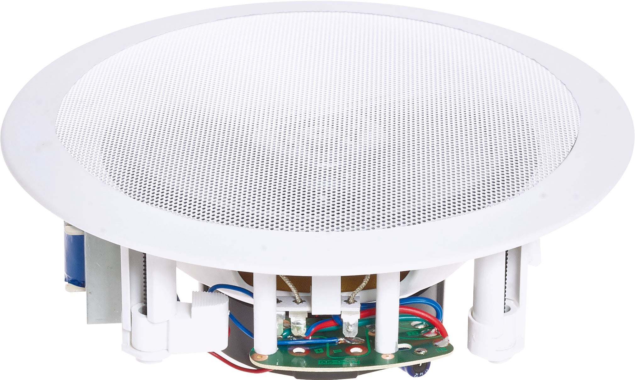 "89-8108 8"" 2-Way In-Ceiling Speaker with Polymer Tweeter"