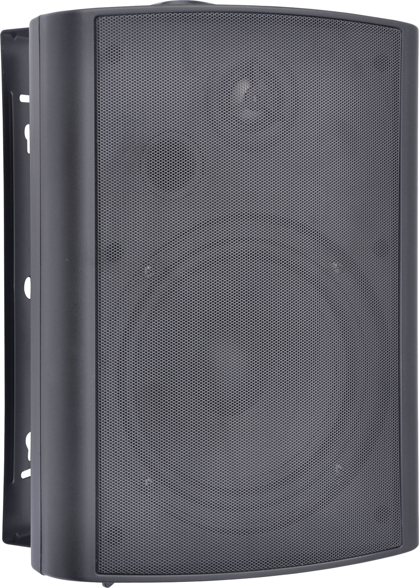 "89-8406B 6.5"" 2-Way Mini Box Speaker with Poly Tweeter - Black"