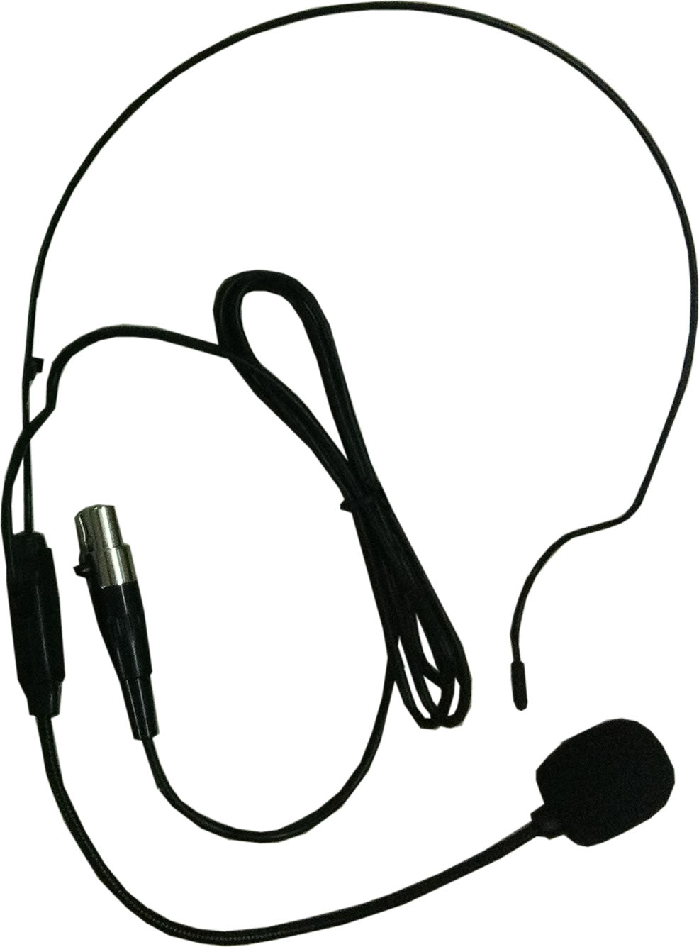 96-0200-01 Unidirectional Headset Microphone - Black