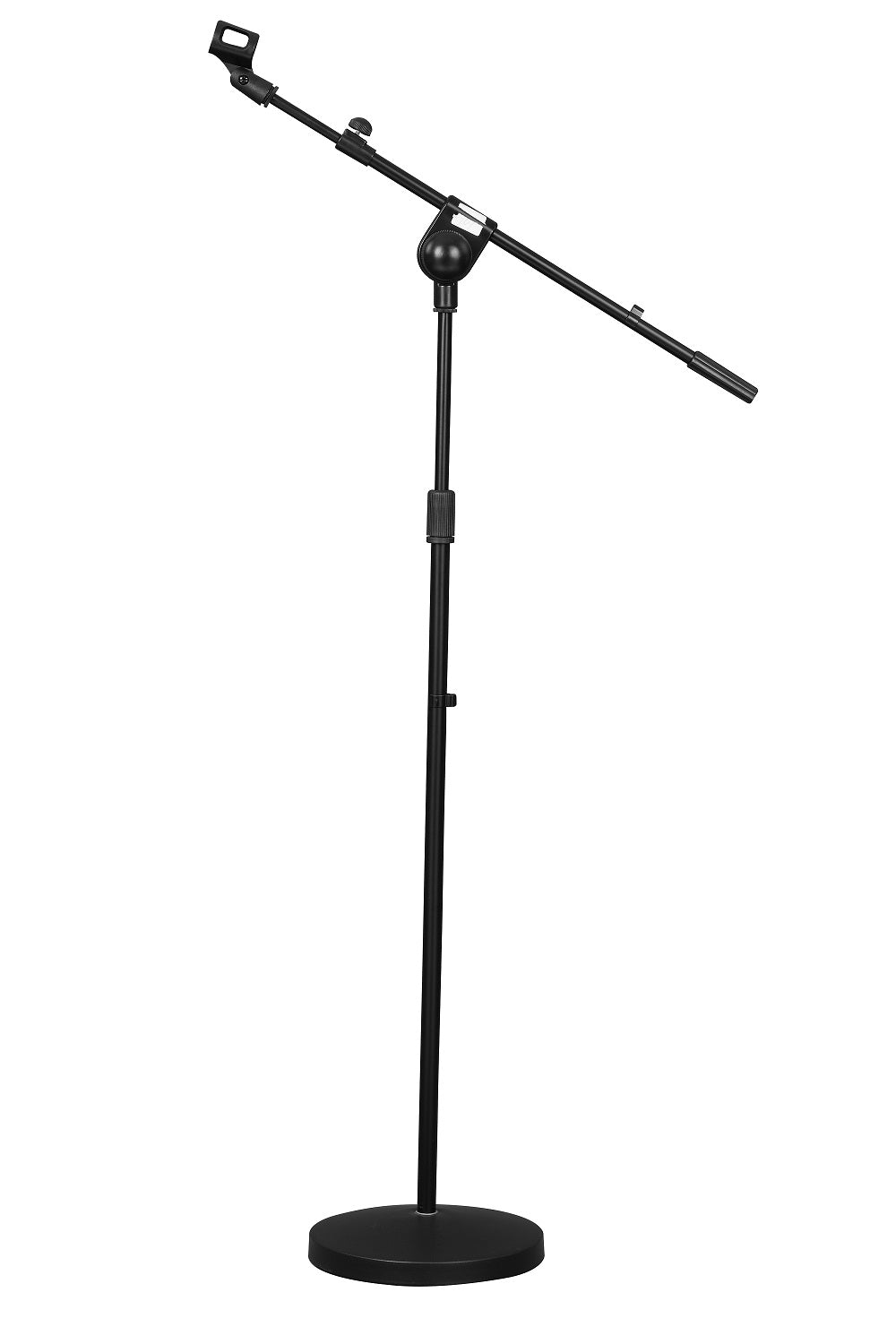 96-3302 Adjustable Round Base Microphone Stand