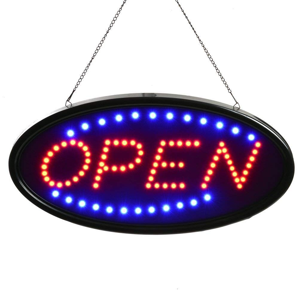 97-0921 LED Open Sign