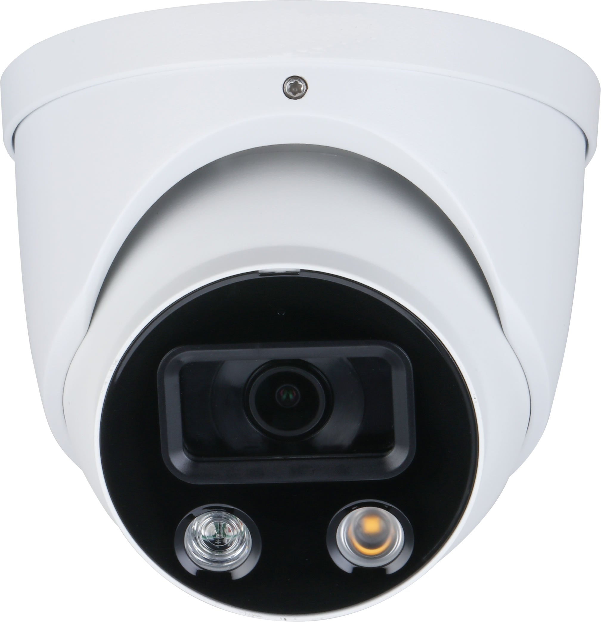 23-4D38A49H-ASP 8MP Full-color Active Deterrence Fixed-focal Eyeball Network Camera