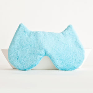 Plush Cat Sleep Mask
