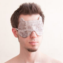 Load image into Gallery viewer, Bear Sleep Mask, Gift for Him