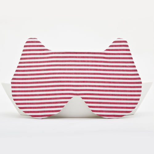 Bear Sleep Mask, Red Eye Mask