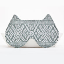 Load image into Gallery viewer, Cat Sleep Mask Tribal