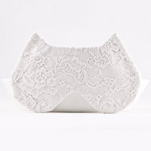 Load image into Gallery viewer, White Lace Cat Sleep Mask