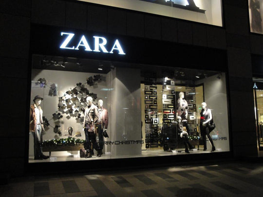 ZARA ARRIVE EN MARTINIQUE
