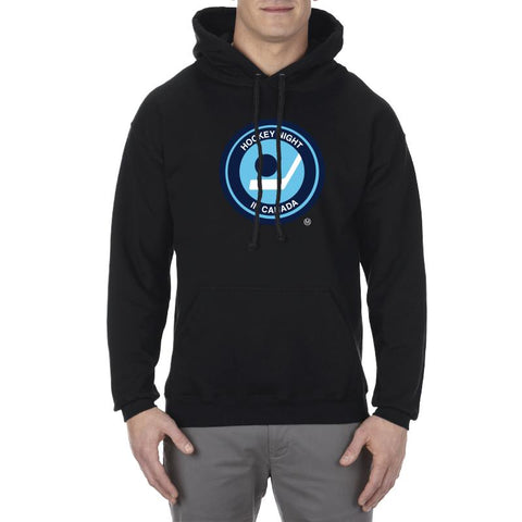 Hockey Night in Canada Retro Logo Hoodie - Bulletin