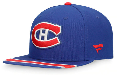 Montreal Canadiens Fanatics Reverse Retro - Snapback Adjustable Hat