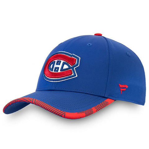 Men's Montreal Canadiens Iconic Speed Flex Hat - Fanatics
