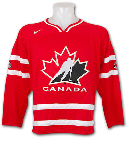 Customized Team Canada IIHF Swift Replica Red Hockey Jersey - Nike