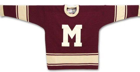 MONTREAL MAROONS 1932 HERITAGE SWEATER - PRO OK'D CCM