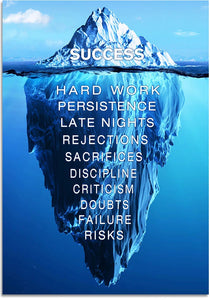 Iceberg of Success