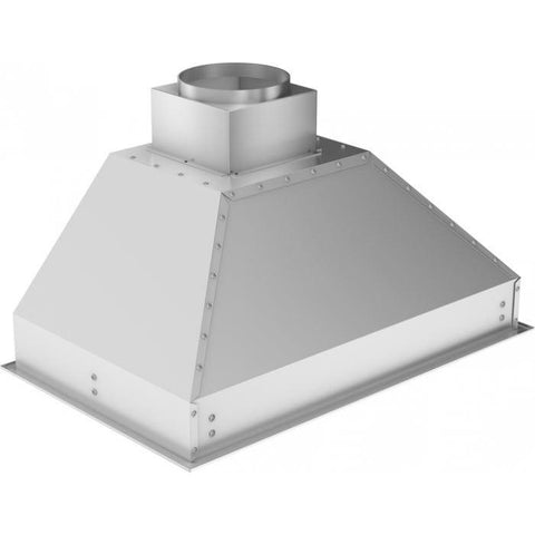 ZLINE 34 in. 1200 CFM Range Hood Island Insert in Stainless Steel (721i-34) - Shop For Kitchens