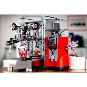 Eureka Mignon Specialita Espresso Grinder in Black in Ferrari Red (GRN724G0880) - Shop For Kitchens