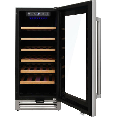 THOR Kitchen 33 Bottle Built-in Wine Cooler (TWC1501) - Shop For Kitchens