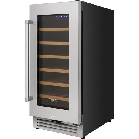 THOR Kitchen 33 Bottle Built-in Wine Cooler (TWC1501)