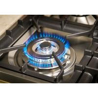 "ILVE 24"" Nostalgie Series Liquid Propane Range with Chrome Trim in Stainless Steel (UPN60DVGGIXLP) - Shop For Kitchens"