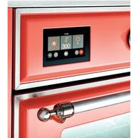 "ILVE 30"" Majestic II Induction Range with Chrome Trim in Stainless Steel (UMI30NE3SSC) - Shop For Kitchens"