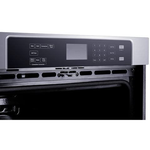 "Image of FORNO Villarosa 30"" Electric Wall Oven (FBOEL1358-30) - Shop For Kitchens"