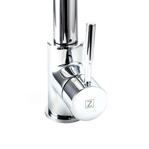 ZLINE Apollo Kitchen Faucet in Chrome (APL-KF-CH) - Shop For Kitchens